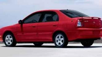 2004 Kia Spectra GS