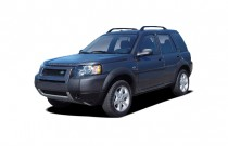 2004 Land Rover Freelander 4-door Wagon HSE Angular Front Exterior View