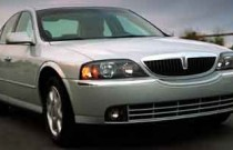 2004 Lincoln LS w/Luxury Pkg