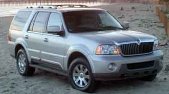 2004 Lincoln Navigator Luxury
