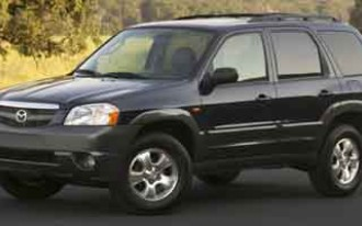 2001-2004 Mazda Tribute Recalled For Rust