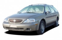2004 Mercury Sable 4-door Wagon LS Premium Angular Front Exterior View