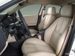 2007 Pontiac Grand Prix 4-door Sedan GXP Front Seats