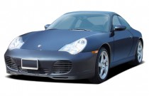 2004 Porsche 911 Carrera 2-door 4S Coupe 6-Spd Manual Angular Front Exterior View