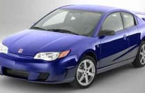 2004 Saturn Ion ION Red Line