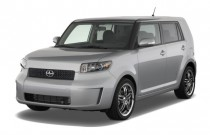 2009 Scion xB 5dr Wagon Man (Natl) Angular Front Exterior View