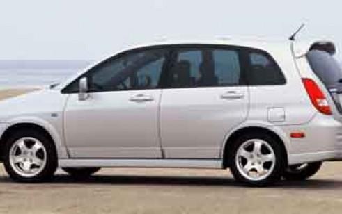 Suzuki Sx Vs Subaru Forester