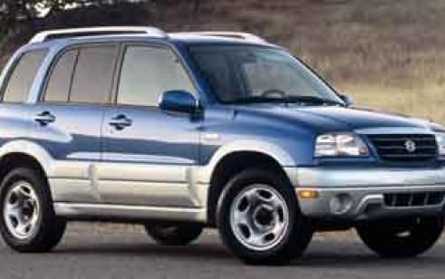 New 2004 Suzuki Grand Vitara