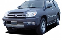 2004 Toyota 4Runner 4-door Limited V8 Auto 4WD (Natl) Angular Front Exterior View