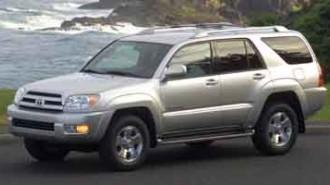 2004 Toyota 4Runner SR5