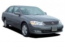 2004 Toyota Avalon 4-door Sedan XLS w/Bucket Seats (Natl) Angular Front Exterior View