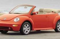 2004 Volkswagen New Beetle Convertible GL