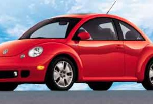 2004 Volkswagen New Beetle Coupe Turbo S