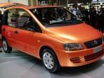 2004 Fiat Idea5Terre, Geneva Motor Show