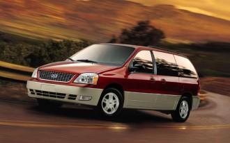 2004-2005 Ford Freestar, Mercury Monterey: Recall Alert