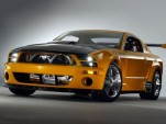 Mustang GT-R Concept to be Auctioned for Charity
