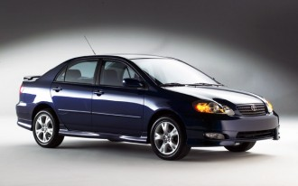 Toyota Corolla, Matrix, Sequoia, Tundra, Lexus SC, Pontiac Vibe Recalled For Faulty Airbags (Again)
