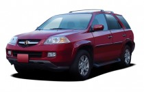 2005 Acura MDX 4-door SUV AT Touring w/Navi Angular Front Exterior View