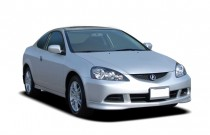 2005 Acura RSX 2-door Coupe AT Leather Angular Front Exterior View