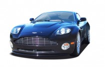 2005 Aston Martin Vanquish S 2-door Coupe Angular Front Exterior View