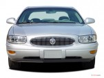 2005 Buick LeSabre 4-door Sedan Custom Front Exterior View