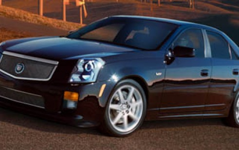 2005 cadillac cts v vs bmw 5 series mercedes benz e class. Black Bedroom Furniture Sets. Home Design Ideas