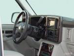 2005 Cadillac Escalade 4-door 2WD Steering Wheel
