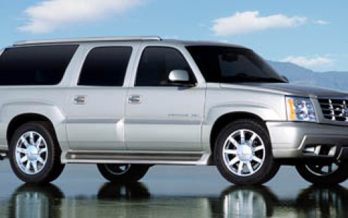 2005 Cadillac Escalade Esv Vs Lincoln Navigator Bmw X5