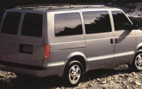 2005 Chevrolet Astro Passenger