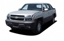 "2005 Chevrolet Avalanche 1500 5dr Crew Cab 130"" WB 4WD LS Angular Front Exterior View"