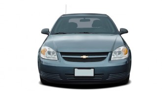 2005 Chevrolet Cobalt 4-door Sedan Front Exterior View