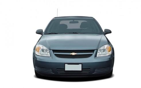 2005 Chevrolet Cobalt 4-door Sedan Front Exterior View