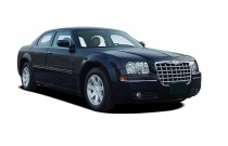 2005 Chrysler 300-Series 4-door Sedan 300 Touring *Ltd Avail* Angular Front Exterior View