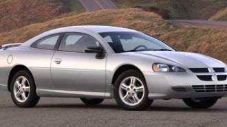 2005 Dodge Stratus Cpe SXT