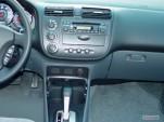 2005 Honda Civic Sedan EX AT SE Instrument Panel