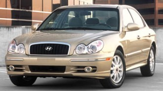 2005 Hyundai Sonata GL