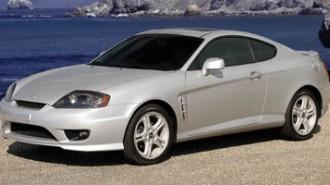 2005 Hyundai Tiburon GS