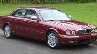 2005 Jaguar XJ VDP