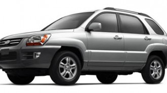 2005 Kia Sportage LX
