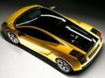 2005 Lamborghini Gallardo Spyder concept