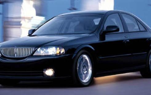 2005 Lincoln LS vs Mercedes-Benz C Class, BMW 5-Series ...