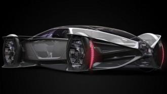 2010 LA Design Winner: Cadillac Aera