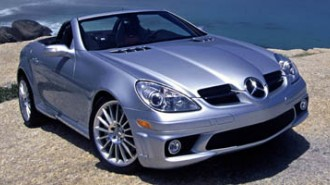 2005 Mercedes Benz SLK Class