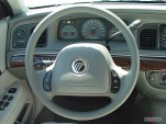 2005 Mercury Grand Marquis 4-door Sedan GS Convenience Steering Wheel
