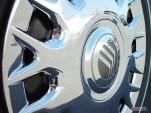 2005 Mercury Grand Marquis 4-door Sedan GS Convenience Wheel Cap