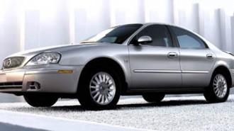 2005 Mercury Sable GS