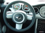 2005 MINI Cooper Convertible 2-door Convertible Steering Wheel