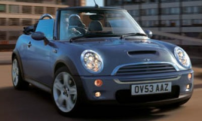 2005 mini cooper convertible review ratings specs prices and photos the car connection. Black Bedroom Furniture Sets. Home Design Ideas