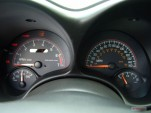 2005 Pontiac Grand Am 2-door Coupe GT1 Instrument Cluster