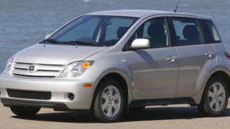 2005 Scion xA